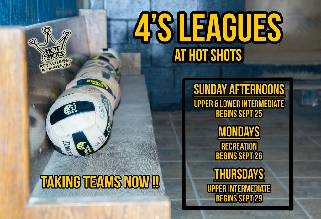 Fall4s League