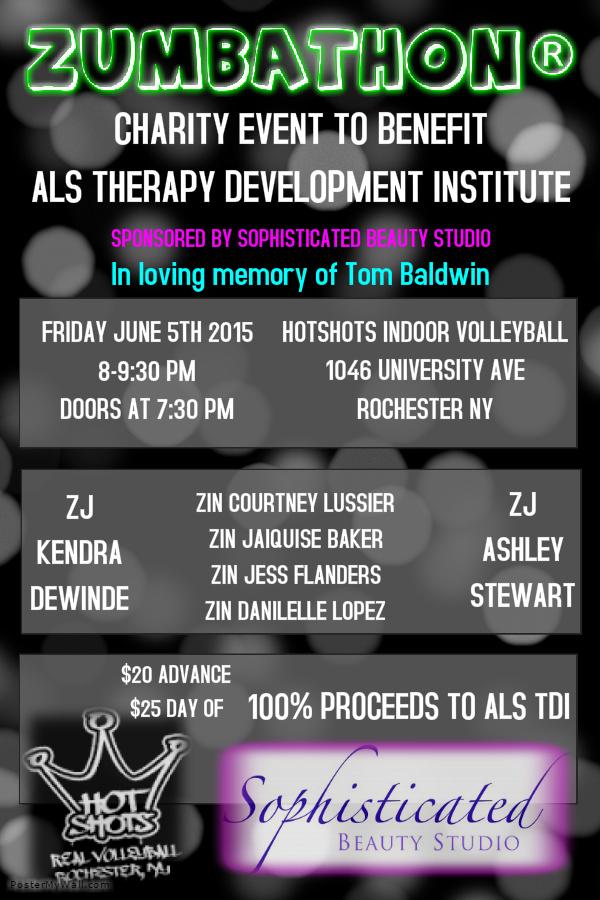 6.5.15 ALS fundraiser
